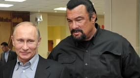Steven Seagal wspiera Władimira Putina
