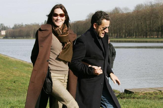 Mariage Carla Bruni i Nicolas Sarkozy just amarried!