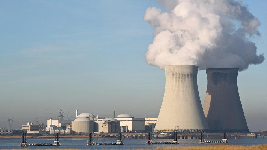 Elektrownia atomowa (zdjęcie ilustracyjne)
