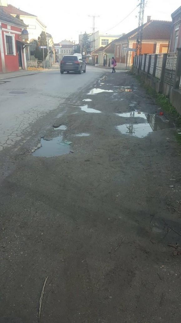 Ulica u Aleksincu