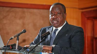 Matiangi's new order on alcoholic drinks sold in Kenya