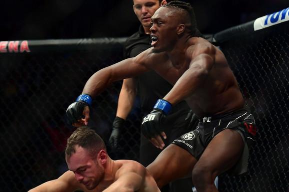 Srbin izgubio prvi put u UFC, i to kako: Rival ga zajahao, pa završio u prvoj rundi - LJUDI GLEDALI U NEVERICI /VIDEO/