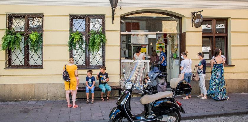 Polsko - włoska para z Krakowa: Ania i Daniele kręcą pyszne lody, które kradną serca