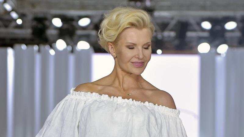 Joanna Racewicz na Warsaw Fashion Street 2017