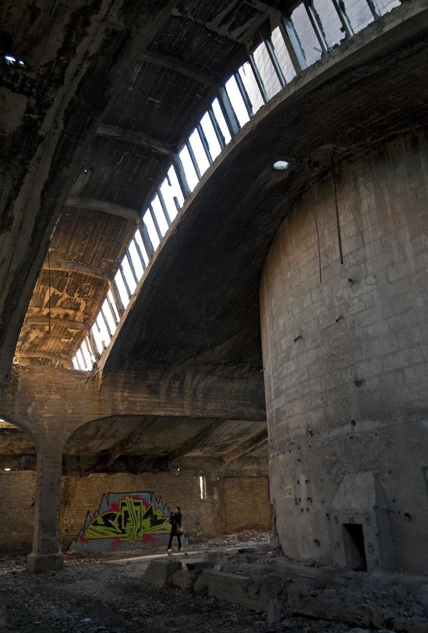 Cementownia w Grodźcu