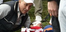Mistrz golfa znokautował fankę. Kobieta straciła oko