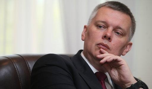 Tomasz Siemoniak przerwał milczenie po urodzinach Mazurka. Dostał zaskakujący prezent