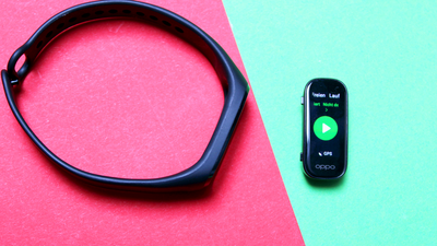Fitness-Tracker Oppo Band im Test: Alternative zum Xiaomi Mi Band?