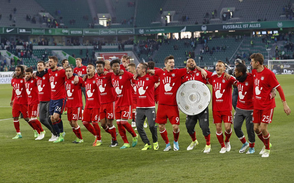 Slavlje: FK Bajern