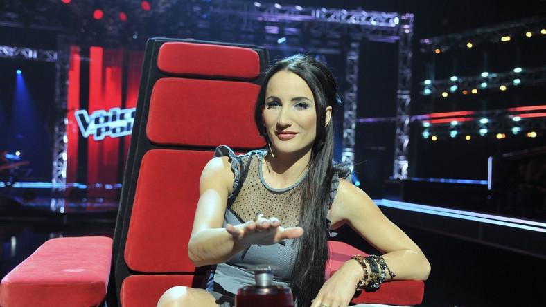 """Justyna Steczkowska w """"The Voice of Poland"""""""