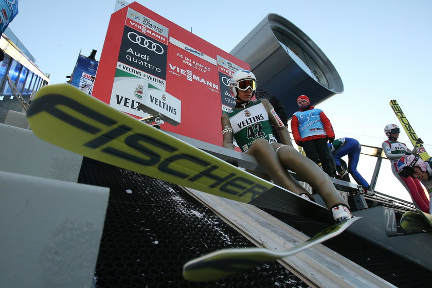Kamil Stoch wygrał kwalifikacje Pucharu Świata w Klingenthal