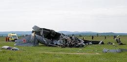 Przerażające! Dziewięć osób zginęło w katastrofie samolotu