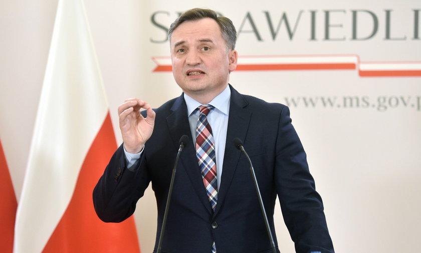 Zbigniew Ziobro.
