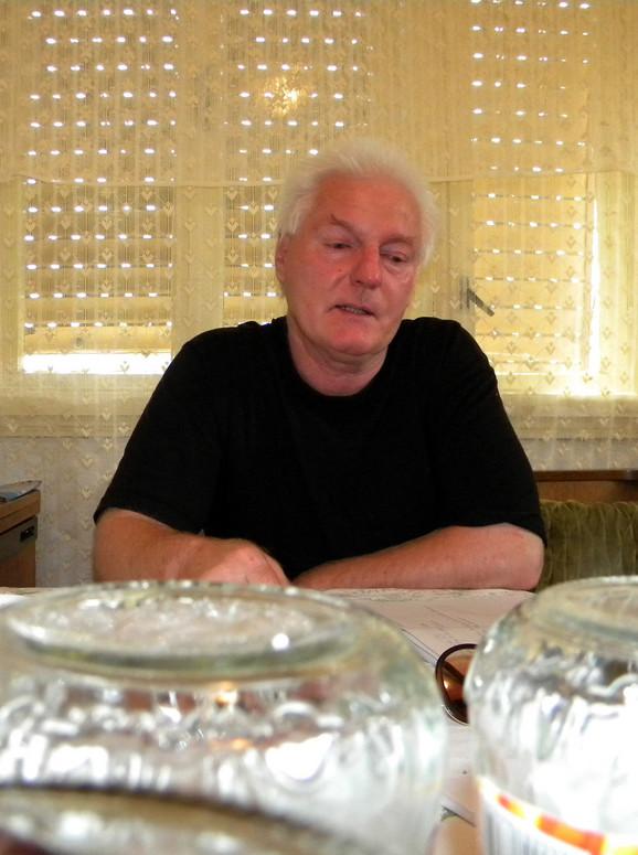 Zoran Milić, vlasnik kuće u kojoj se dogodio zločin