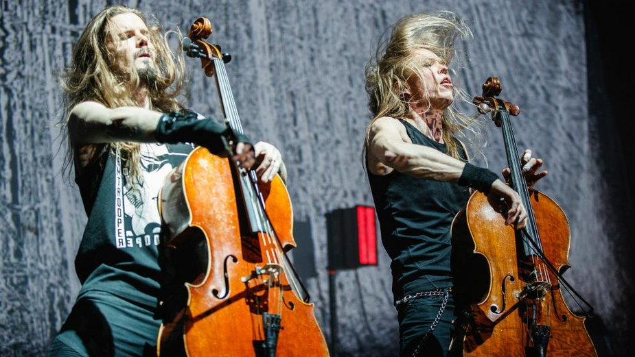 Apocalyptica, koncert w Barcelonie, 2020 r.