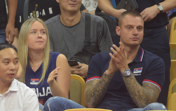 Devojka Nikola Jokića Natalija i njegov rođeni brat Strahinja