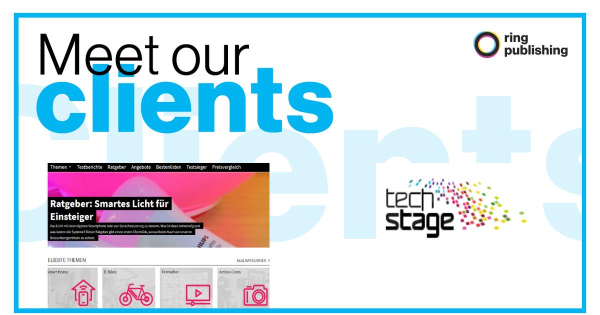Meet Techstage