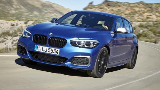BMW serii 1 i 2 po liftingu