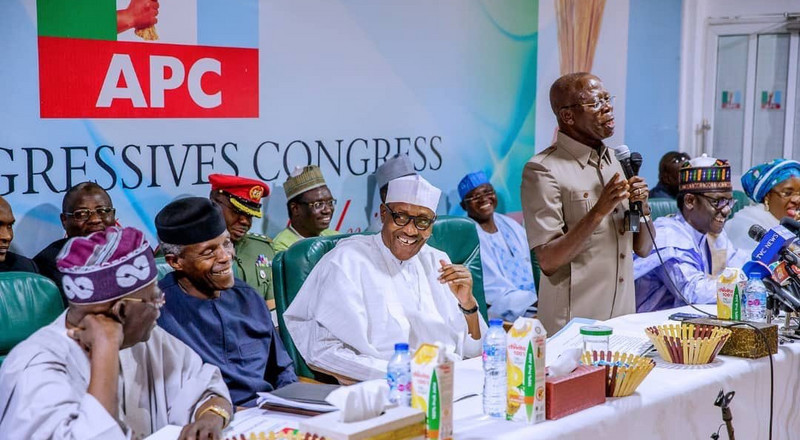 We'll not allow opposition to hijack strategic committees at 9th NASS, Oshiomhole insists