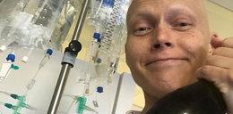 Chory na nowotwór skoczek podziękował polskim kibicom. Znowu ma problem