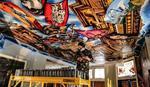 NAORUŽAN GAS MASKOM, KANTAMA SPREJA… Sarajlija postao najpoznatiji umetnik u Americi