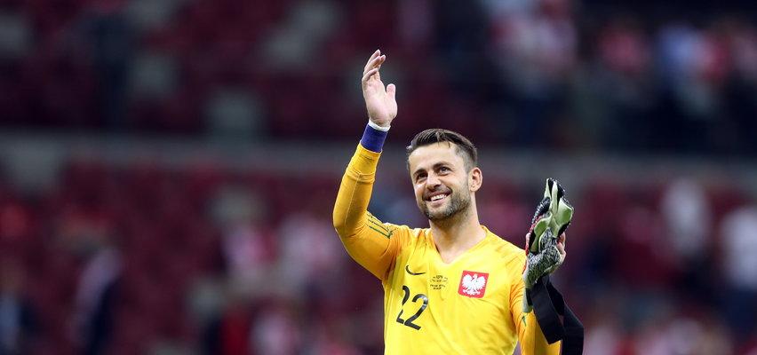 Łukasz Fabiański meczem z San Marino zakończy reprezentacyjną karierę. Pożegnanie normalnego człowieka