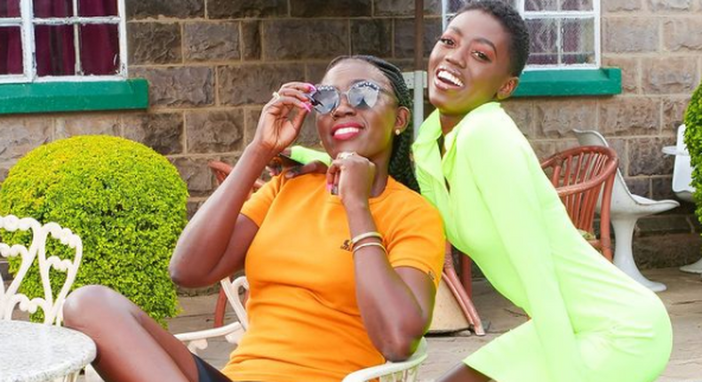 Marry if possible, don't be like your mother – Akothee to daughter Rue Baby as she turns a year older