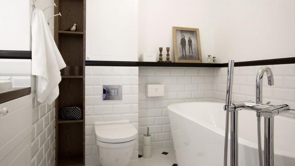 Skandynawskie wnętrze po polsku - zobaczcie przepiękne mieszkanie na warszawskiej Ochocie