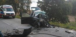 3 osoby zginęły pod Mrągowem. Z aut została miazga!
