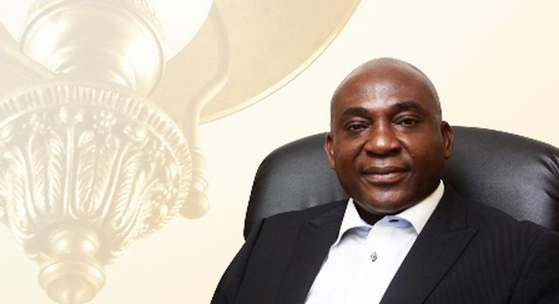 President of the Institute of Directors of Ghana, Rockson Dogbegah