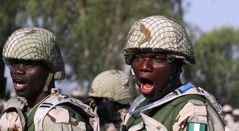 Retired military officers declare support for troops fighting Boko Haram