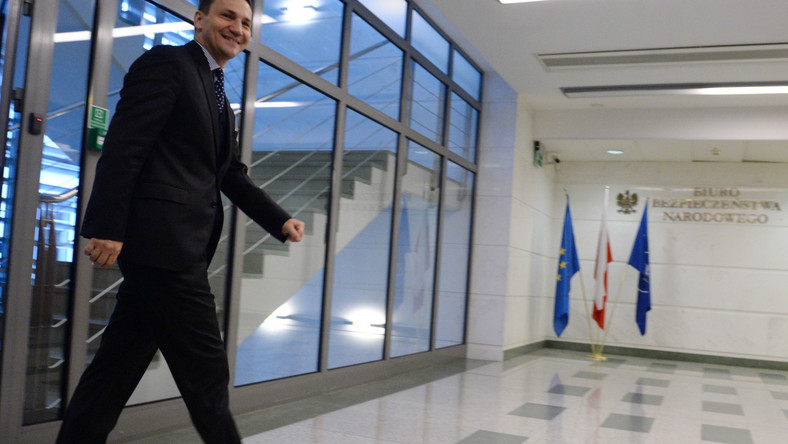 Sikorski o górnictwie: Sejm zrobił wszystko, co do niego należy