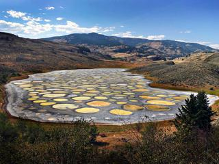 Spotted Lake / Spotted Lake /598758