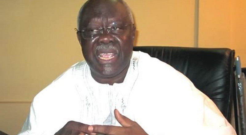 Bode George calls for unity in PDP