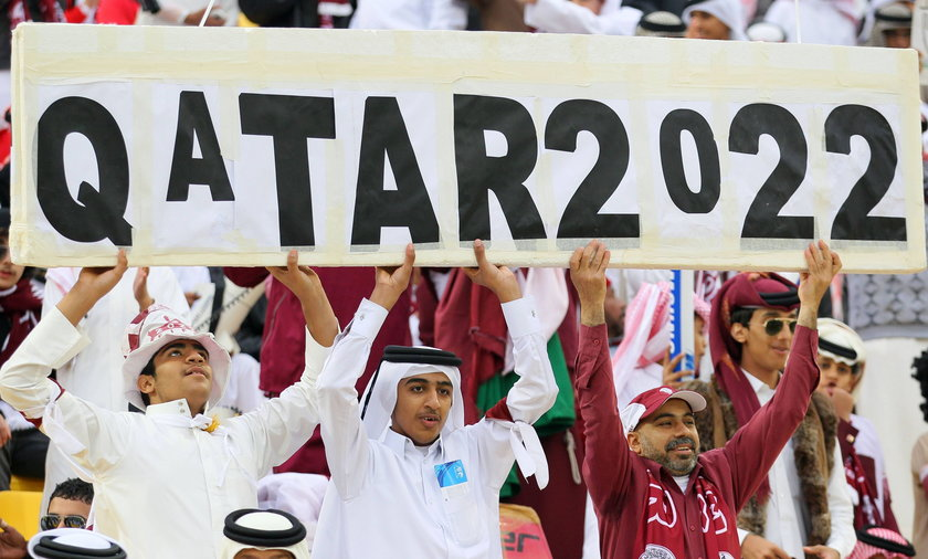 Skandal z wyborem Kataru