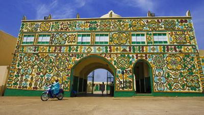 Inside the beautiful palaces of the most influential kings in Nigeria