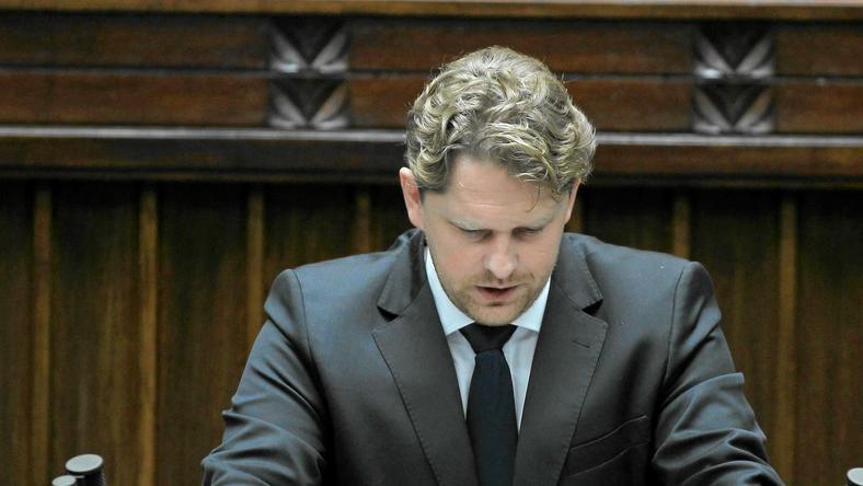 Marek Opioła, fot. Wojciech Olkuśnik / Agencja Gazeta