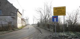 Zamknęli ważny skrót do Wrocławia