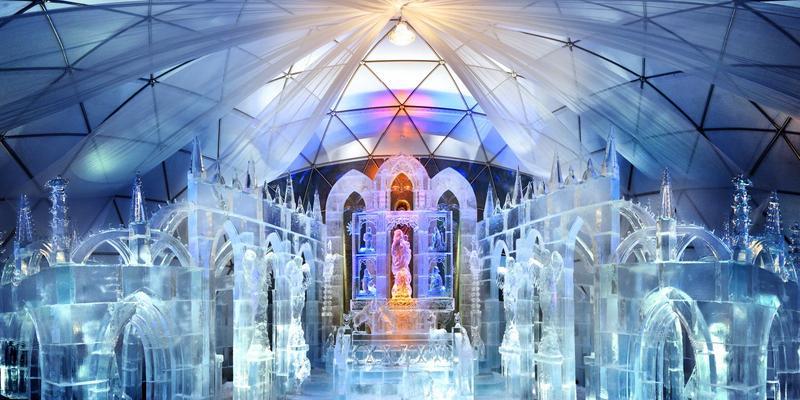 Piękny kościół, który zniknie na wiosnę