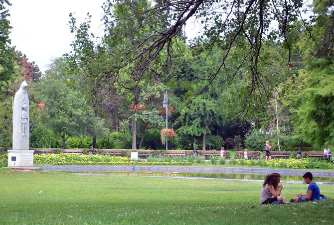 Prekrasna šetališta krase Novi Sad