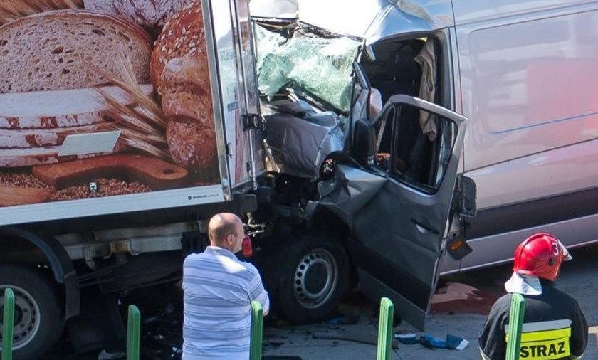 Tragiczny wypadek na A4