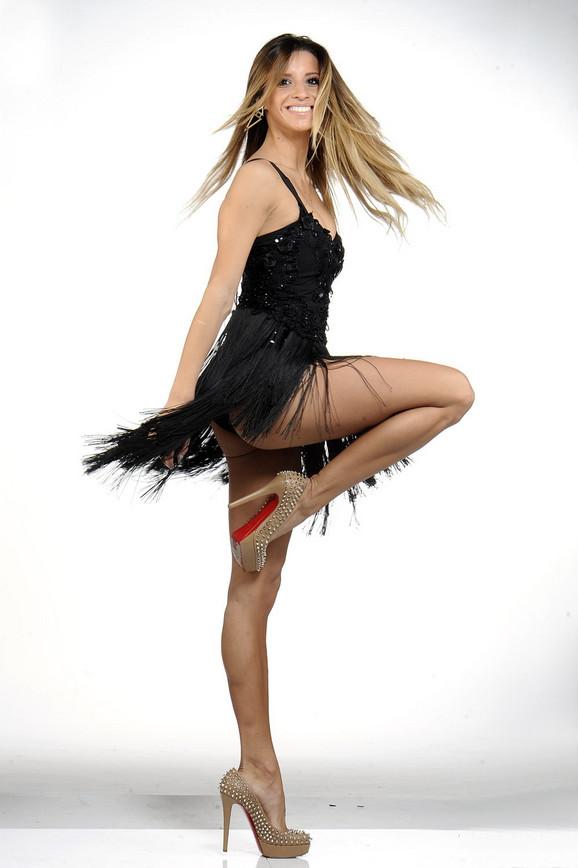 Tako to rade prvakinje u šou densu: Maša Pavlović