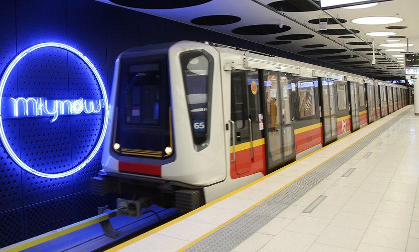 W Warszawie będzie nowa linia metra.