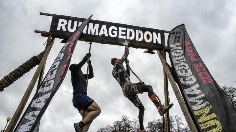 Runmageddon szuka najsprawniejszego człowieka w Polsce! Nowy sezon Runmageddon Games