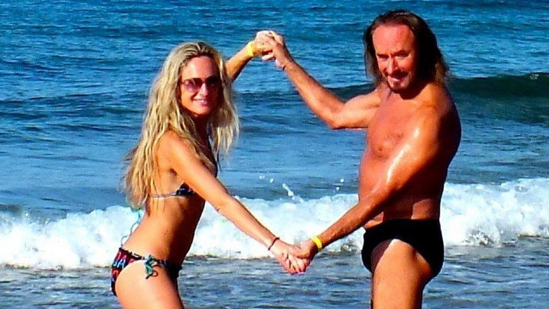 Stan Borys na wakacjach