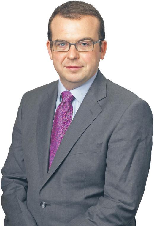Kevin Daly, dyrektor zarządzający na region Europy Środkowo-Wschodniej, Bliskiego Wschodu i Afryki w globalnym dziale badań makroekonomicznych Goldman Sachs