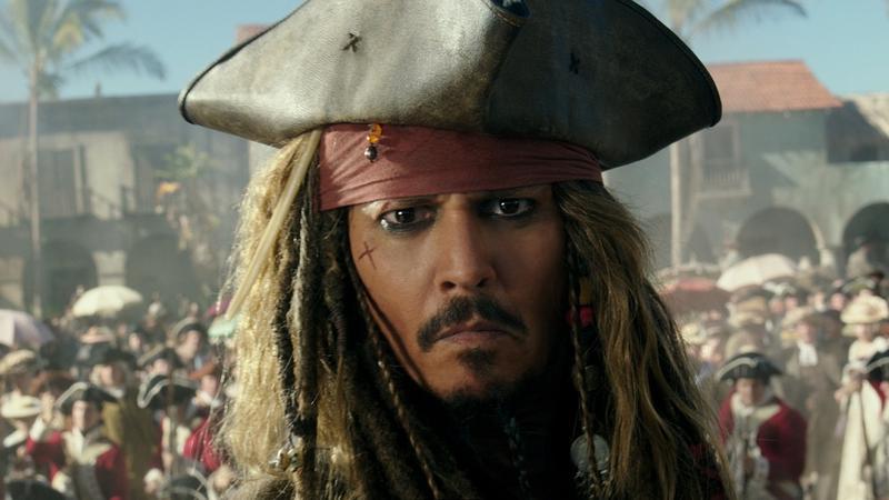 """""""Piraci z Karaibow. Zemsta Salazara"""": kadr z filmu"""