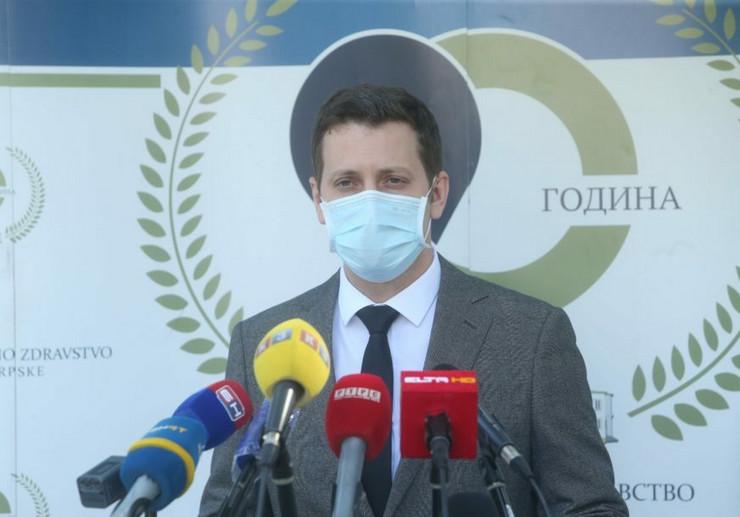 Branislav Zeljković direktor Instituta za javno zdravstvo RS