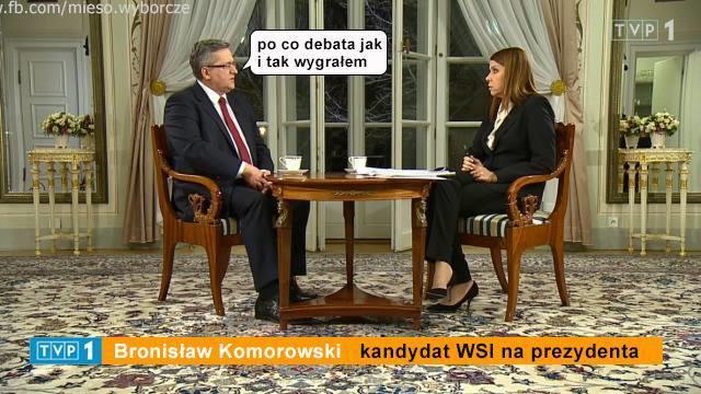 mem / Mięsco wyborcze