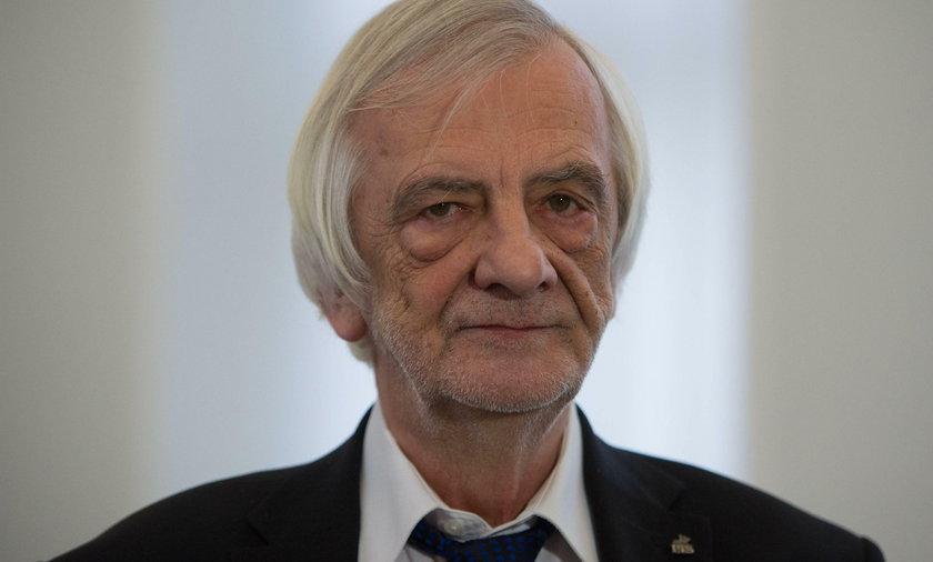 Wicemarszałek Terlecki ukarany przez komisję etyki